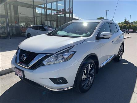 2018 Nissan Murano Platinum (Stk: T20090A) in Kamloops - Image 1 of 29