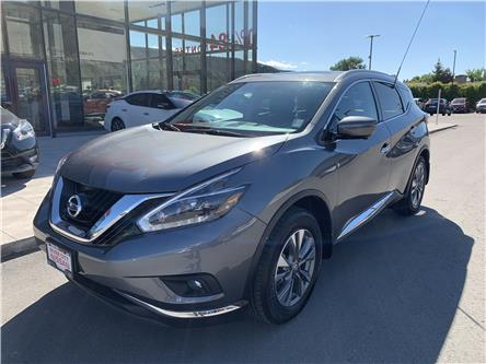 2018 Nissan Murano SL (Stk: T20119A) in Kamloops - Image 1 of 29