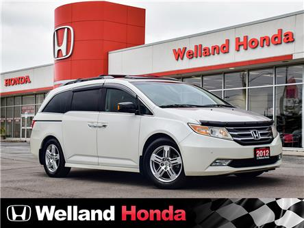 2012 Honda Odyssey Touring (Stk: U20147) in Welland - Image 1 of 29