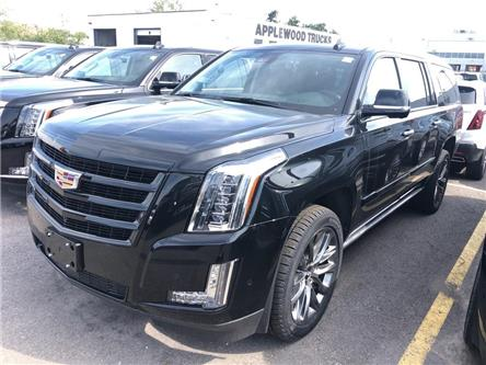 2020 Cadillac Escalade ESV Premium Luxury (Stk: K0K060T) in Mississauga - Image 1 of 5