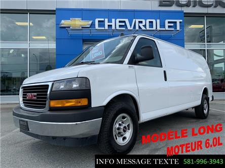 2018 GMC Savana 2500 Work Van (Stk: X8165) in Ste-Marie - Image 1 of 53