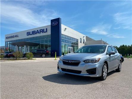 2017 Subaru Impreza Convenience (Stk: P03905) in RICHMOND HILL - Image 1 of 17