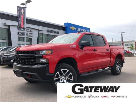 2019 Chevrolet Silverado 1500 Custom Trail Boss/2CX/4X4/ (Stk: 087749A) in BRAMPTON - Image 1 of 18