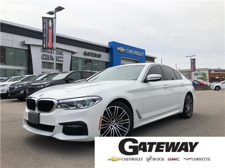 2019 BMW 5 Series 530i xDrive/NAVI/SUNROOF/X-DRIVE (Stk: WBAJA7) in BRAMPTON - Image 1 of 20
