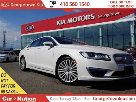 2017 Lincoln MKZ Reserve AWD | LEATHER | NAVI | BU CAM | ROOF (Stk: P13352) in Georgetown - Image 1 of 43