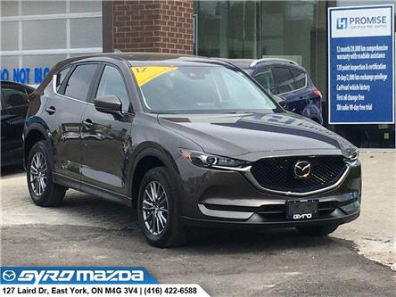 2017 Mazda CX-5 GS (Stk: 29679) in East York - Image 1 of 29