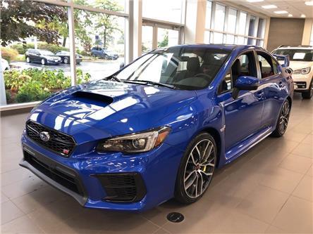 2020 Subaru WRX STI Sport-tech w/Wing (Stk: W20002) in Oakville - Image 1 of 5