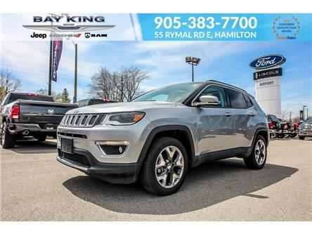2018 Jeep Compass Limited (Stk: 7042R) in Hamilton - Image 1 of 22