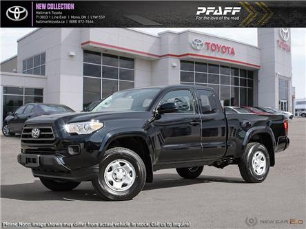 2020 Toyota Tacoma 4x4 Access Cab Regular Bed V6 6A (Stk: H20456) in Orangeville - Image 1 of 24