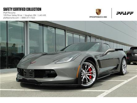 2015 Chevrolet Corvette Z06 - Coupe (Stk: U8065A) in Vaughan - Image 1 of 22