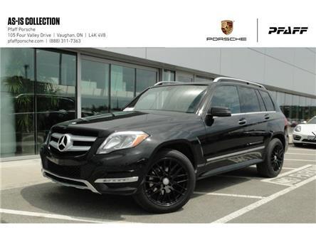 2013 Mercedes-Benz GLK250 BlueTEC (Stk: U8188A) in Vaughan - Image 1 of 18