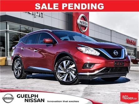 2018 Nissan Murano  (Stk: N20543A) in Guelph - Image 1 of 28