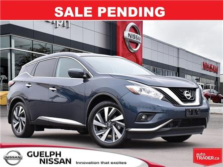 2017 Nissan Murano  (Stk: UP13800) in Guelph - Image 1 of 24