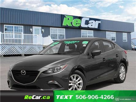 2015 Mazda Mazda3 GS (Stk: 200367A) in Fredericton - Image 1 of 22