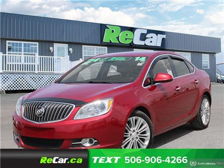 2014 Buick Verano Base (Stk: 200160A) in Fredericton - Image 1 of 20