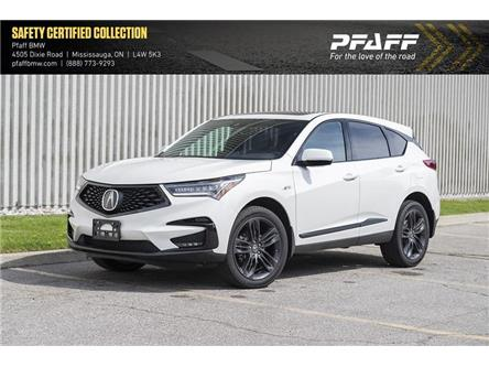 2019 Acura RDX A-Spec (Stk: 22908A) in Mississauga - Image 1 of 22