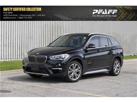 2017 BMW X1 xDrive28i (Stk: 23536A) in Mississauga - Image 1 of 20