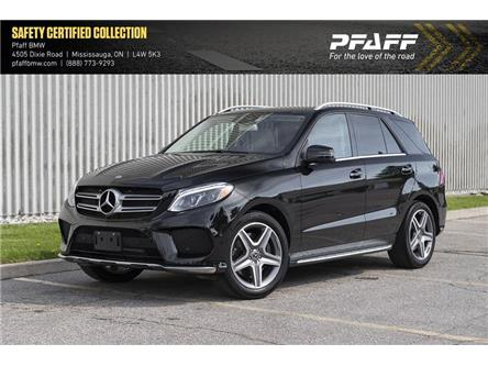 2019 Mercedes-Benz GLE 400 Base (Stk: 23552A) in Mississauga - Image 1 of 21