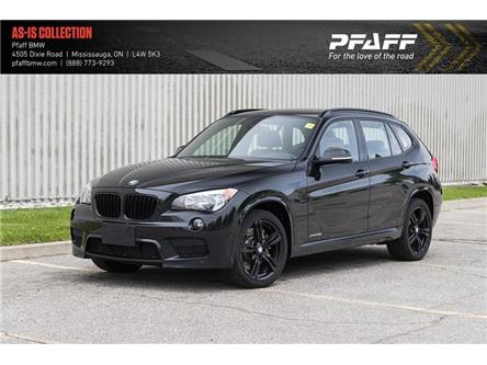 2015 BMW X1 xDrive35i (Stk: U23460A) in Mississauga - Image 1 of 21