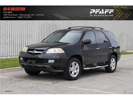 2006 Acura MDX Base (Stk: U5912A) in Mississauga - Image 1 of 19