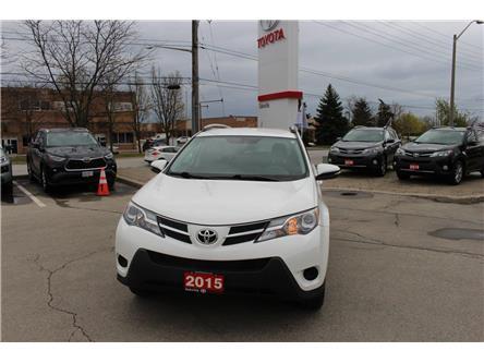 2015 Toyota RAV4 LE (Stk: LP8590) in Oakville - Image 1 of 3