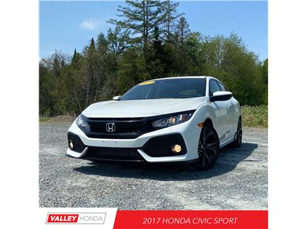 2017 Honda Civic Sport (Stk: U5631A) in Woodstock - Image 1 of 11