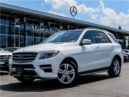 2014 Mercedes-Benz M-Class Base (Stk: 39652A) in Kitchener - Image 1 of 28