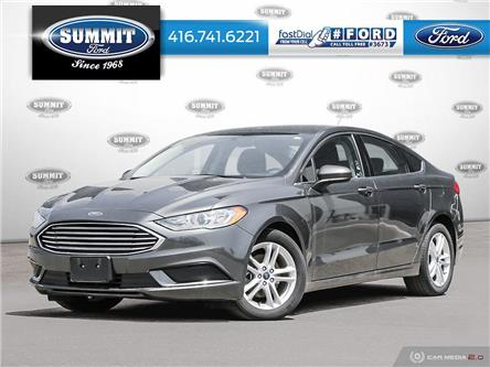 2018 Ford Fusion SE (Stk: PL21600) in Toronto - Image 1 of 27