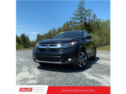 2018 Honda CR-V EX-L (Stk: U5406A) in Woodstock - Image 1 of 10