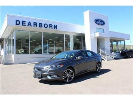 2017 Ford Fusion TITANIUM (Stk: TK456A) in Kamloops - Image 1 of 29