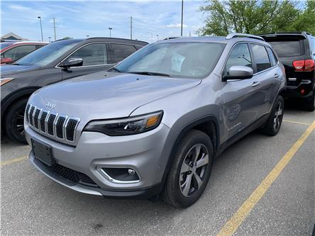 2019 Jeep Cherokee Limited (Stk: KD467121) in Sarnia - Image 1 of 7