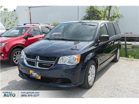 2017 Dodge Grand Caravan CVP/SXT (Stk: 756063) in Milton - Image 1 of 5