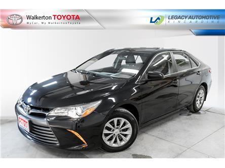 2016 Toyota Camry LE (Stk: PL048) in Walkerton - Image 1 of 16