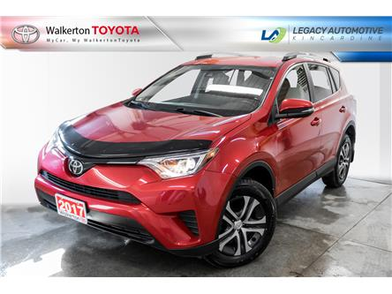 2017 Toyota RAV4 LE (Stk: PL054) in Walkerton - Image 1 of 15