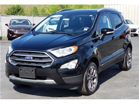 2018 Ford EcoSport Titanium (Stk: 10739) in Lower Sackville - Image 1 of 22