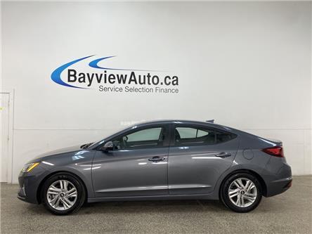 2019 Hyundai Elantra Preferred (Stk: 36641W) in Belleville - Image 1 of 27
