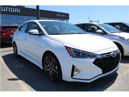 2020 Hyundai Elantra Sport (Stk: 02379) in Saint John - Image 1 of 2