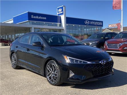 2020 Hyundai Elantra Sport (Stk: 40382) in Saskatoon - Image 1 of 16