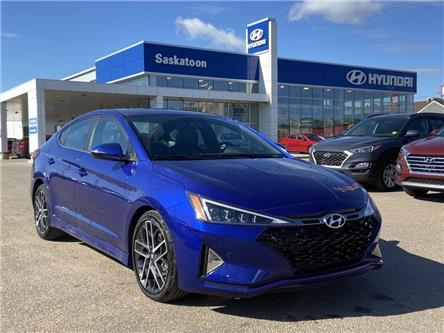 2020 Hyundai Elantra Sport (Stk: 40383) in Saskatoon - Image 1 of 17