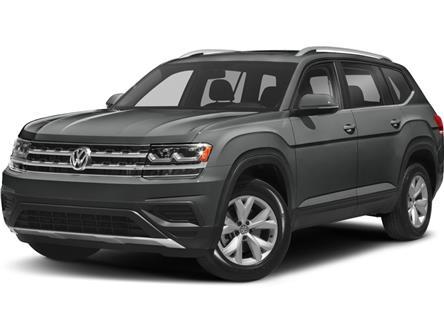 2018 Volkswagen Atlas 3.6 FSI Execline (Stk: 548646) in Ottawa - Image 1 of 3