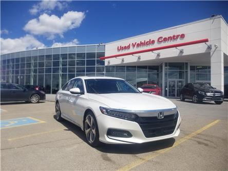 2019 Honda Accord Touring 1.5T (Stk: 2190467D) in Calgary - Image 1 of 29