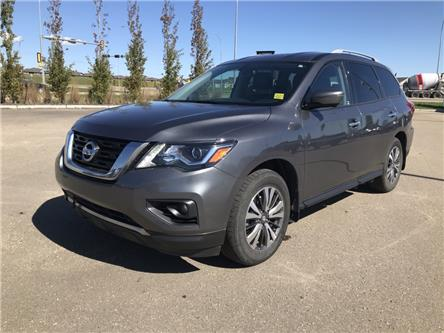 2017 Nissan Pathfinder SL (Stk: LLT121A) in Ft. Saskatchewan - Image 1 of 22
