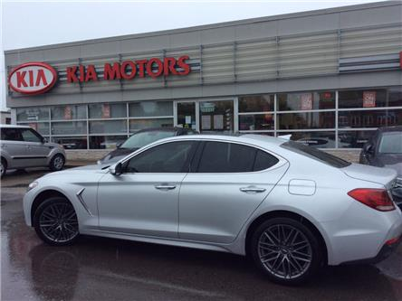 2019 Genesis G70 2.0T Advanced (Stk: P0174) in Milton - Image 1 of 23