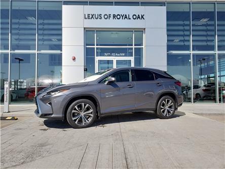 2017 Lexus RX 350 Base (Stk: L20079A) in Calgary - Image 1 of 25