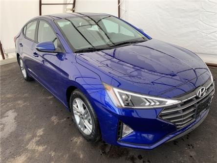 2020 Hyundai Elantra Preferred (Stk: 16743) in Thunder Bay - Image 1 of 9