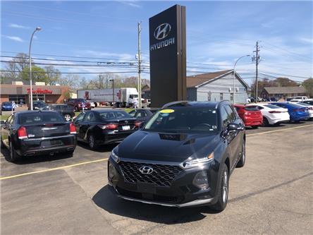 2019 Hyundai Santa Fe Preferred 2.4 (Stk: U3611) in Charlottetown - Image 1 of 24