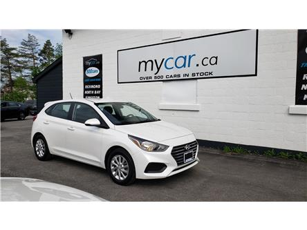2019 Hyundai Accent Preferred (Stk: 200398) in Kingston - Image 1 of 21