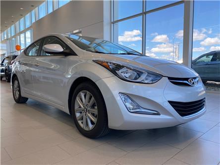 2016 Hyundai Elantra Sport Appearance (Stk: V7378) in Saskatoon - Image 1 of 25