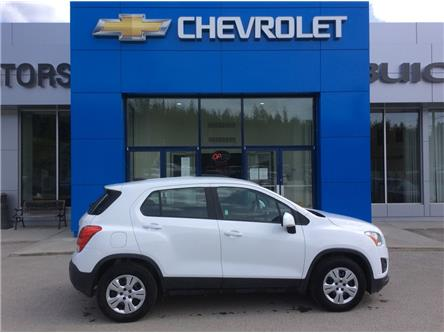2016 Chevrolet Trax LS (Stk: 7190931) in Whitehorse - Image 1 of 22