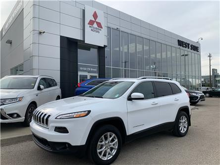2017 Jeep Cherokee North (Stk: K028) in Edmonton - Image 1 of 15